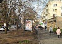 Ситилайт №191113 в городе Черкассы (Черкасская область), размещение наружной рекламы, IDMedia-аренда по самым низким ценам!