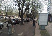 Ситилайт №191117 в городе Черкассы (Черкасская область), размещение наружной рекламы, IDMedia-аренда по самым низким ценам!
