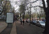 Ситилайт №191118 в городе Черкассы (Черкасская область), размещение наружной рекламы, IDMedia-аренда по самым низким ценам!