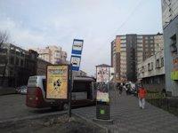 Ситилайт №191119 в городе Черкассы (Черкасская область), размещение наружной рекламы, IDMedia-аренда по самым низким ценам!
