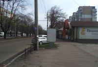 Ситилайт №191121 в городе Черкассы (Черкасская область), размещение наружной рекламы, IDMedia-аренда по самым низким ценам!