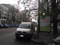 Ситилайт №191123 в городе Черкассы (Черкасская область), размещение наружной рекламы, IDMedia-аренда по самым низким ценам!