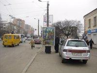 Ситилайт №192486 в городе Житомир (Житомирская область), размещение наружной рекламы, IDMedia-аренда по самым низким ценам!