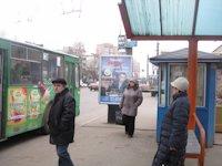 Ситилайт №192488 в городе Житомир (Житомирская область), размещение наружной рекламы, IDMedia-аренда по самым низким ценам!