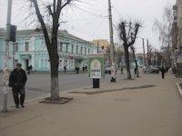 Ситилайт №192490 в городе Житомир (Житомирская область), размещение наружной рекламы, IDMedia-аренда по самым низким ценам!