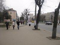 Ситилайт №192491 в городе Житомир (Житомирская область), размещение наружной рекламы, IDMedia-аренда по самым низким ценам!