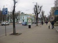 Ситилайт №192492 в городе Житомир (Житомирская область), размещение наружной рекламы, IDMedia-аренда по самым низким ценам!