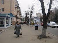 Ситилайт №192493 в городе Житомир (Житомирская область), размещение наружной рекламы, IDMedia-аренда по самым низким ценам!