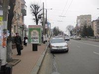 Ситилайт №192495 в городе Житомир (Житомирская область), размещение наружной рекламы, IDMedia-аренда по самым низким ценам!
