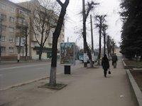 Ситилайт №192496 в городе Житомир (Житомирская область), размещение наружной рекламы, IDMedia-аренда по самым низким ценам!