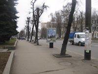 Ситилайт №192497 в городе Житомир (Житомирская область), размещение наружной рекламы, IDMedia-аренда по самым низким ценам!