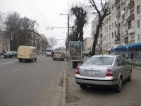 Ситилайт №192498 в городе Житомир (Житомирская область), размещение наружной рекламы, IDMedia-аренда по самым низким ценам!