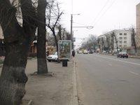 Ситилайт №192499 в городе Житомир (Житомирская область), размещение наружной рекламы, IDMedia-аренда по самым низким ценам!