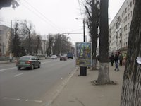 Ситилайт №192500 в городе Житомир (Житомирская область), размещение наружной рекламы, IDMedia-аренда по самым низким ценам!