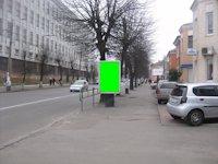 Ситилайт №192504 в городе Житомир (Житомирская область), размещение наружной рекламы, IDMedia-аренда по самым низким ценам!