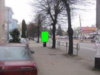 Ситилайт №192505 в городе Житомир (Житомирская область), размещение наружной рекламы, IDMedia-аренда по самым низким ценам!
