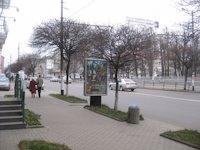Ситилайт №192507 в городе Житомир (Житомирская область), размещение наружной рекламы, IDMedia-аренда по самым низким ценам!