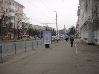 Ситилайт №192508 в городе Житомир (Житомирская область), размещение наружной рекламы, IDMedia-аренда по самым низким ценам!