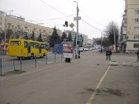 Ситилайт №192510 в городе Житомир (Житомирская область), размещение наружной рекламы, IDMedia-аренда по самым низким ценам!