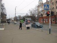 Ситилайт №192511 в городе Житомир (Житомирская область), размещение наружной рекламы, IDMedia-аренда по самым низким ценам!