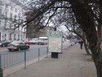 Ситилайт №192512 в городе Житомир (Житомирская область), размещение наружной рекламы, IDMedia-аренда по самым низким ценам!
