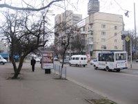 Ситилайт №192513 в городе Житомир (Житомирская область), размещение наружной рекламы, IDMedia-аренда по самым низким ценам!