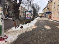 Ситилайт №192514 в городе Житомир (Житомирская область), размещение наружной рекламы, IDMedia-аренда по самым низким ценам!