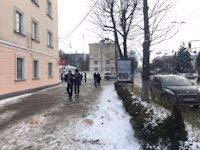 Ситилайт №192515 в городе Житомир (Житомирская область), размещение наружной рекламы, IDMedia-аренда по самым низким ценам!