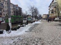 Ситилайт №192518 в городе Житомир (Житомирская область), размещение наружной рекламы, IDMedia-аренда по самым низким ценам!