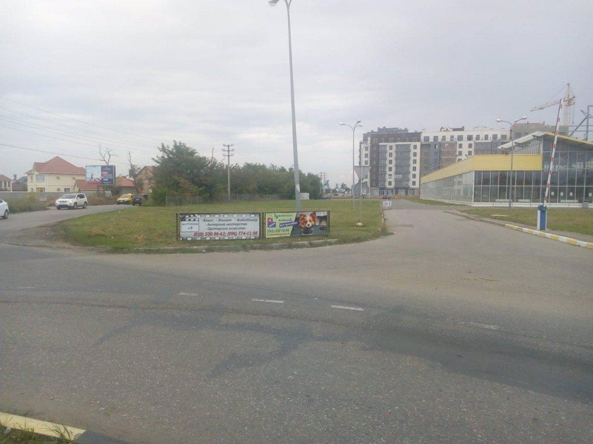 Турникет №192947 в городе Одесса (Одесская область), размещение наружной рекламы, IDMedia-аренда по самым низким ценам!