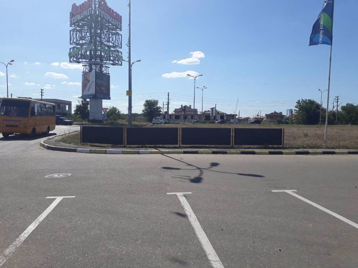 Турникет №192957 в городе Одесса (Одесская область), размещение наружной рекламы, IDMedia-аренда по самым низким ценам!