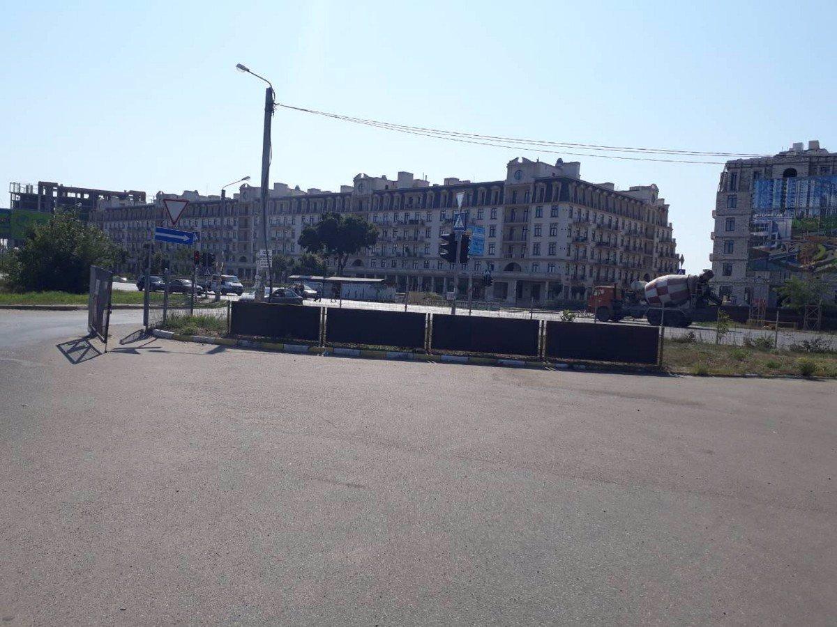 Турникет №192972 в городе Одесса (Одесская область), размещение наружной рекламы, IDMedia-аренда по самым низким ценам!