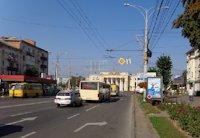 Ситилайт №199321 в городе Винница (Винницкая область), размещение наружной рекламы, IDMedia-аренда по самым низким ценам!