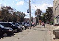 Ситилайт №199325 в городе Винница (Винницкая область), размещение наружной рекламы, IDMedia-аренда по самым низким ценам!