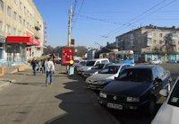 Ситилайт №199326 в городе Винница (Винницкая область), размещение наружной рекламы, IDMedia-аренда по самым низким ценам!