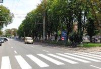 Ситилайт №199339 в городе Винница (Винницкая область), размещение наружной рекламы, IDMedia-аренда по самым низким ценам!