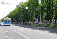 Ситилайт №199356 в городе Винница (Винницкая область), размещение наружной рекламы, IDMedia-аренда по самым низким ценам!