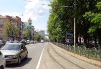 Ситилайт №199359 в городе Винница (Винницкая область), размещение наружной рекламы, IDMedia-аренда по самым низким ценам!