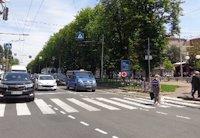 Ситилайт №199386 в городе Винница (Винницкая область), размещение наружной рекламы, IDMedia-аренда по самым низким ценам!