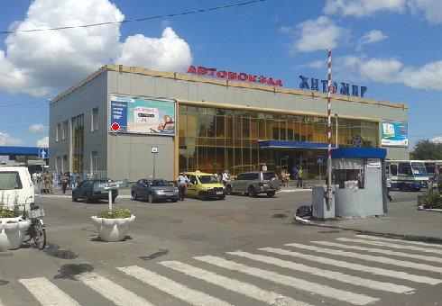 Билборд №199657 в городе Житомир (Житомирская область), размещение наружной рекламы, IDMedia-аренда по самым низким ценам!