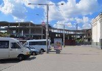 Ситилайт №199784 в городе Запорожье (Запорожская область), размещение наружной рекламы, IDMedia-аренда по самым низким ценам!