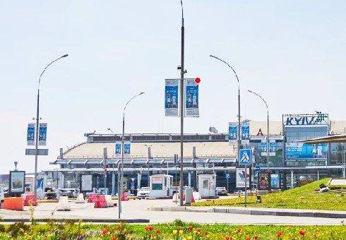Холдер №199923 в городе Киев (Киевская область), размещение наружной рекламы, IDMedia-аренда по самым низким ценам!