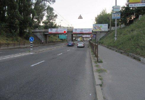 Брандмауэр №200508 в городе Киев (Киевская область), размещение наружной рекламы, IDMedia-аренда по самым низким ценам!