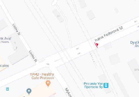 IDMedia Наружная реклама в городе Киев (Киевская область), Брандмауэр в городе Киев №200508 схема