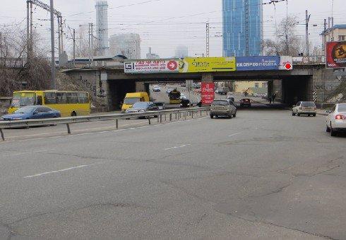 Брандмауэр №200510 в городе Киев (Киевская область), размещение наружной рекламы, IDMedia-аренда по самым низким ценам!