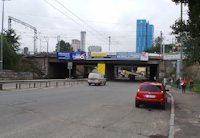 Брандмауэр №200512 в городе Киев (Киевская область), размещение наружной рекламы, IDMedia-аренда по самым низким ценам!