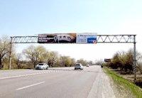 Арка №200831 в городе Киев (Киевская область), размещение наружной рекламы, IDMedia-аренда по самым низким ценам!