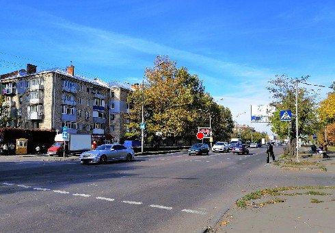 Бэклайт №201068 в городе Николаев (Николаевская область), размещение наружной рекламы, IDMedia-аренда по самым низким ценам!