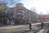 Ситилайт №201071 в городе Николаев (Николаевская область), размещение наружной рекламы, IDMedia-аренда по самым низким ценам!