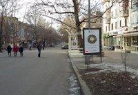 Ситилайт №201077 в городе Николаев (Николаевская область), размещение наружной рекламы, IDMedia-аренда по самым низким ценам!
